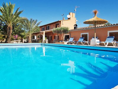 Photo for Vacation home in Campos, Majorca / Mallorca - 6 persons, 3 bedrooms