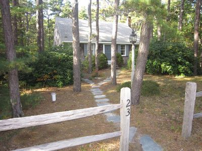 Photo for Charming 3 BR Cape Home Minutes to Duck Pond & White Crest Beach