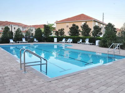 Photo for 3-Bedroom Townhome with Resort-Style Community Pool