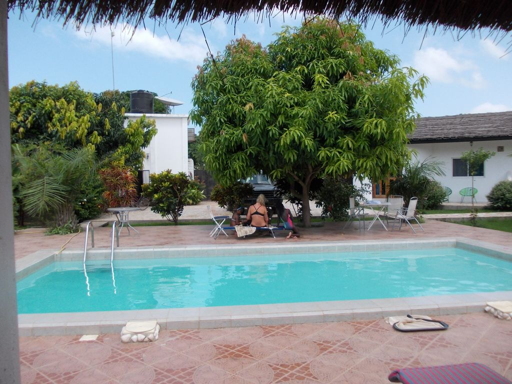 Self Catering Apartment With Pool Near Beaches Excellent Location The Gambia Brufut Best