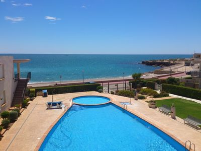 Photo for 2BR Apartment Vacation Rental in Vinaròs, Comunidad Valenciana