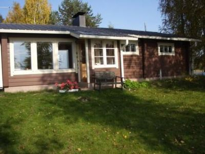 Photo for Vacation home Virranniemi in Heinävesi - 4 persons, 1 bedrooms