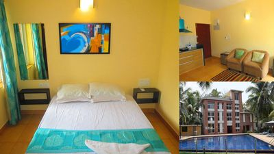 13) Modern Furnished Serviced Apartment - Arpora