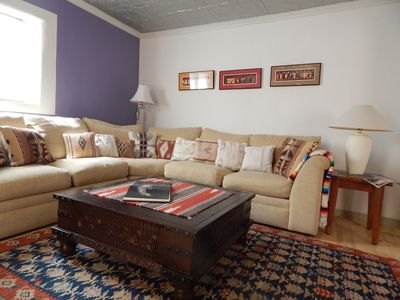 Photo for Romantic And Inviting Historic Downtown Casita,  Walk To Plaza, Special Features