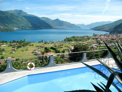 Photo for Apartment Hotel-Residence Odissea (GRV301) in Gravedona - 5 persons, 2 bedrooms