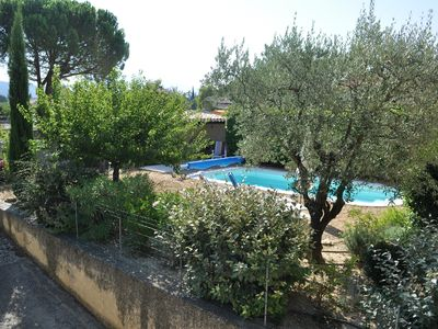 Photo for Villa des Thermes, quiet and private pool 5 minutes walk from the city center