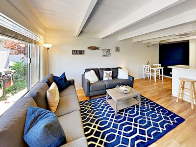 Living Room - Welcome to Carpinteria! Your rental is professionally managed by TurnKey Vacation Rentals.