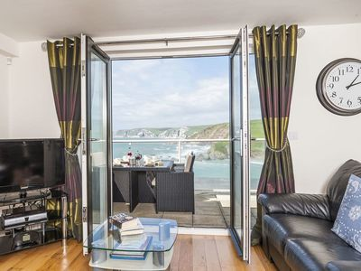 Photo for 2BR Apartment Vacation Rental in Bigbury-on-Sea