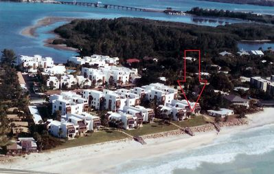 Photo for Direct Beach And Gulf Front 2 Bedroom Condo