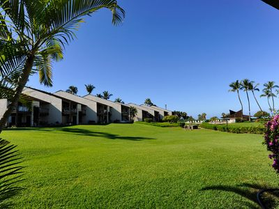 Photo for Hale Kamaole 123 Ground floor condo, easy access to best beach on Maui!