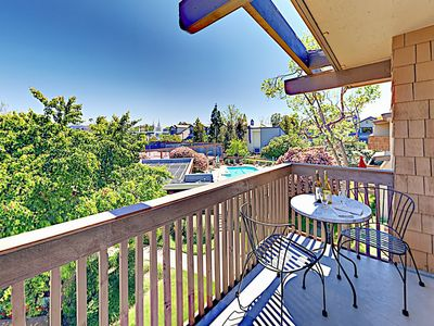 Photo for 2BR Townhome Vacation Rental in La Jolla, California