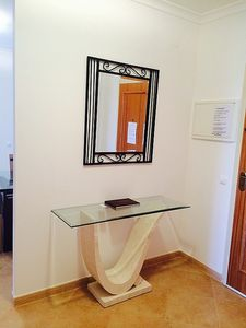 Photo for Large 2 bed apartment fully equipped sleeps up to 6, 2 pools play area gardens
