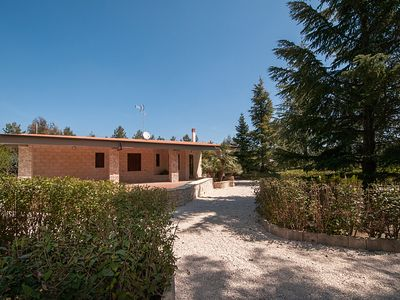 Photo for Country house overlooking Castel del Monte