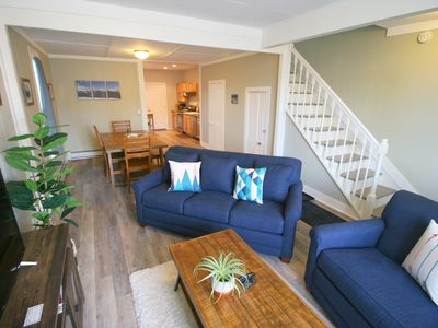 Photo for White Star- Upscale finishes-dazzling sunsets-downtown cafes, PET FRIENDLY!
