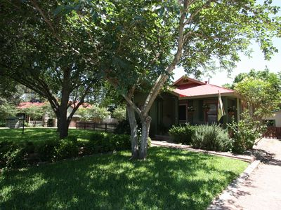 Photo for Agape Front Home, Sleeps 2-4 (Property sleeps up to 14, One block off Main St.)