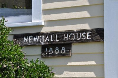 The Historic Newhall House!