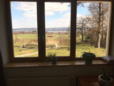 Photo for Sunlit apartment with a view of the Ammersee