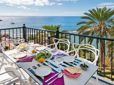 Photo for Apartment Beach Front, Arguineguín  in Gran Canaria - 6 persons, 3 bedrooms