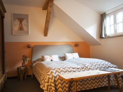 Photo for Standard double room (21m²) - Hotel & Restaurant Alpenrose Bayrischzell