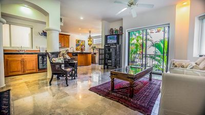 Photo for 2 Bedroom condo with private Roof top terrance by BRIC at The Royal Palms
