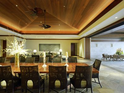 Photo for Western Sunview at Mauna Kea Resort - Luxury 7 Bedrooms Oceanfront Estate