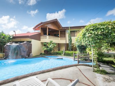 Photo for Arenal Family Home - Families & Friends Getaway