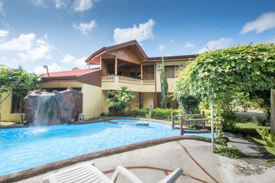 Great property for your vacations in La Fortuna