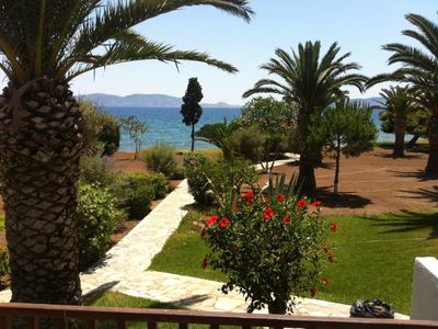 Photo for Family Villa by the Beach no.3 with Private Tennins Court