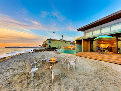 Photo for Amazing Oceanfront Home w/ Deck, Privacy + Outdoor Living!
