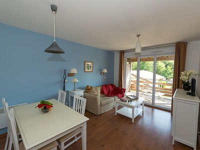 Photo for Apartment Les Cottages du Lac in Biscarrosse - 6 persons, 3 bedrooms