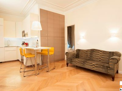 Photo for 208014 - A prestigious 2-bedroom apartment, very close to the Champs Elysées