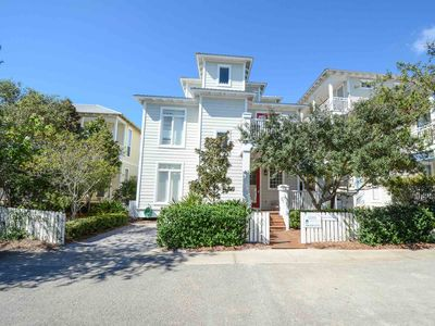 Photo for Vacation Home with Stunning Views & Only 50 Yards To Beach! Sought After Summers Edge Community in Seagrove!