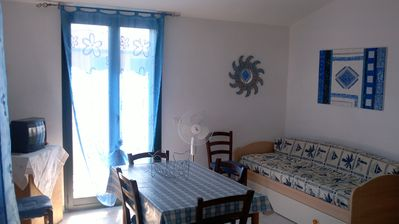 Photo for Lovely apartment in the center of Valledoria