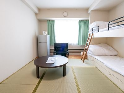 Photo for Comfortable holiday in resort apartment 【room 906】 In front of the ski area ・ hot spring ・ free pick-up bus