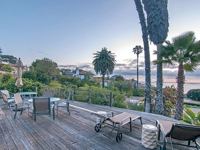 Photo for Ocean Views from Architecturally Designed Redwood and Glass Mid-Century Modern