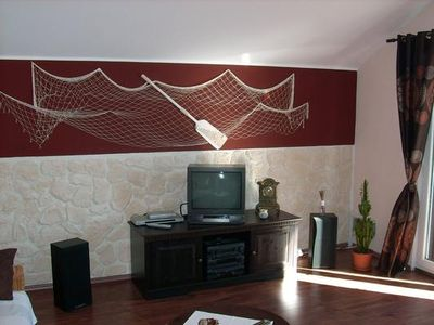 Photo for Holiday apartment Tisno for 2 - 4 persons with 1 bedroom - Holiday apartment