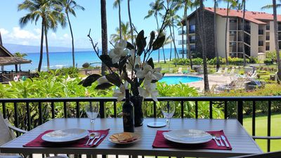 Photo for GREAT OCEANVIEW CONDO WITH AIR CONDITIONING, AMAZING RESORT, PEFECT LOCATION!