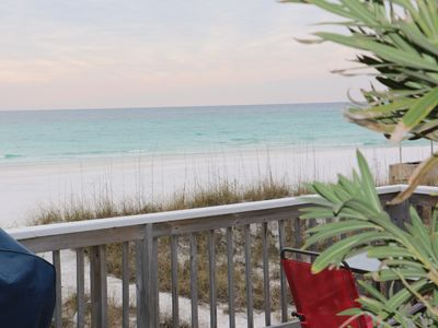 Photo for Adorable Beach front cottage in PCB