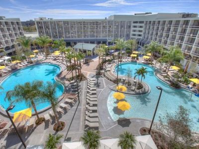 Photo for 3 GREAT UNITS FOR 12, CLOSE DO DISNEY, POOL
