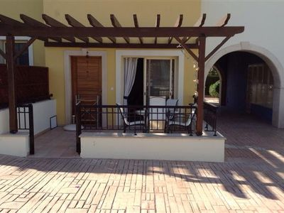 Photo for Kato Paphos Holiday Apartment Accommodation With Internet & patio area