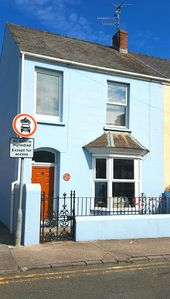 Ystrad, 5 minutes from the South Beach and from Tenby town walls
