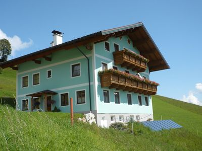 Photo for Beautiful Holiday Home in Wagrain with Garden