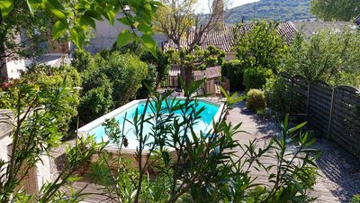 Photo for Beautifully Renovated Large House With Private Pool & Secluded Private Garden