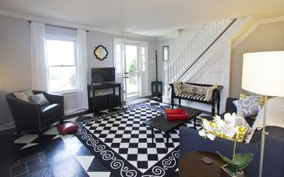 Photo for IN THE HEART OF TOWN! PRIVACY/CHARM-Walk to Tides