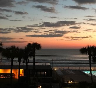 Photo for Oceanfront Views In Renovated New Smyrna Beach Condo