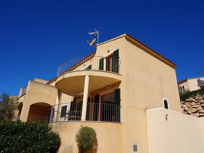 Photo for M&M House - House with pool next to the beach in Cala Romantica, FREE WIFI