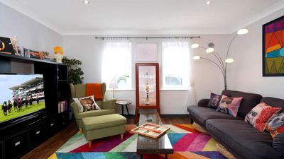 Photo for Central Artsy Apartment! 5 min walk to Eyre Sq. Parking included