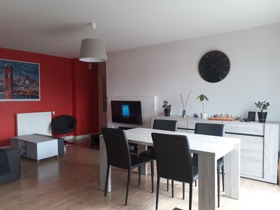 Photo for Apartment 3 rooms 65m2 sunny and warm