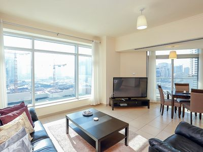 Photo for 1 Bedroom Apartment in Burj Views