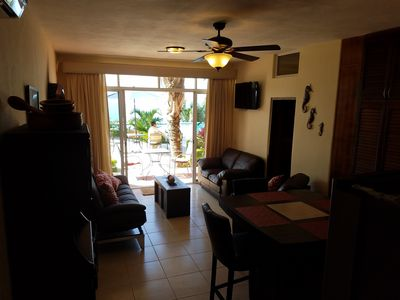 Photo for Ocean View 1-Bedroom Condo at Vista Encantada 103
